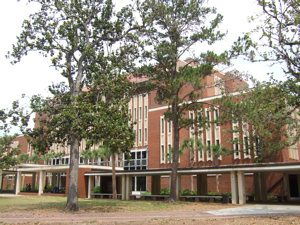 George A. Smathers Library, University of Florida, Gainesville, FL
