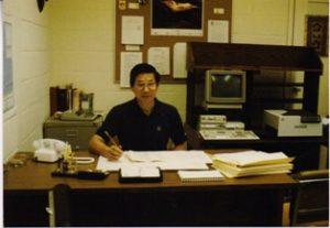 Dr. Chih Wang