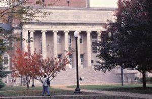 Gorgas Library, University of Alabama, Tuscaloosa, AL