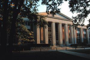 Main Library, University of Georgia at Athens, Athens, GA